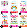 Custom Hand Sanitizer Labels & Bottles for Kids: Girls Birthday & Party Favorites (More Styles!)