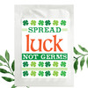 St. Patrick's Day Hand Sanitizer Wipes