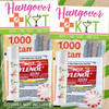 Personalized Fiesta Hangover Recovery Kit Favor Bags