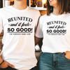Personalized Reunion T-Shirts - Bulk Family Reunion Shirts for Kids, Youth, Adults