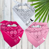 Personalized Bachelorette Bandanas - Country Rustic Bridesmaid Gifts