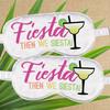 Fiesta Siesta Eye Sleep Mask  for Mexico Vacation, Girls Trip, Birthday and Bachelorette