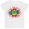 Red Pop Art On White T-Shirt (18M, 24M, 2T, 4T, 5/6 and Size 7)