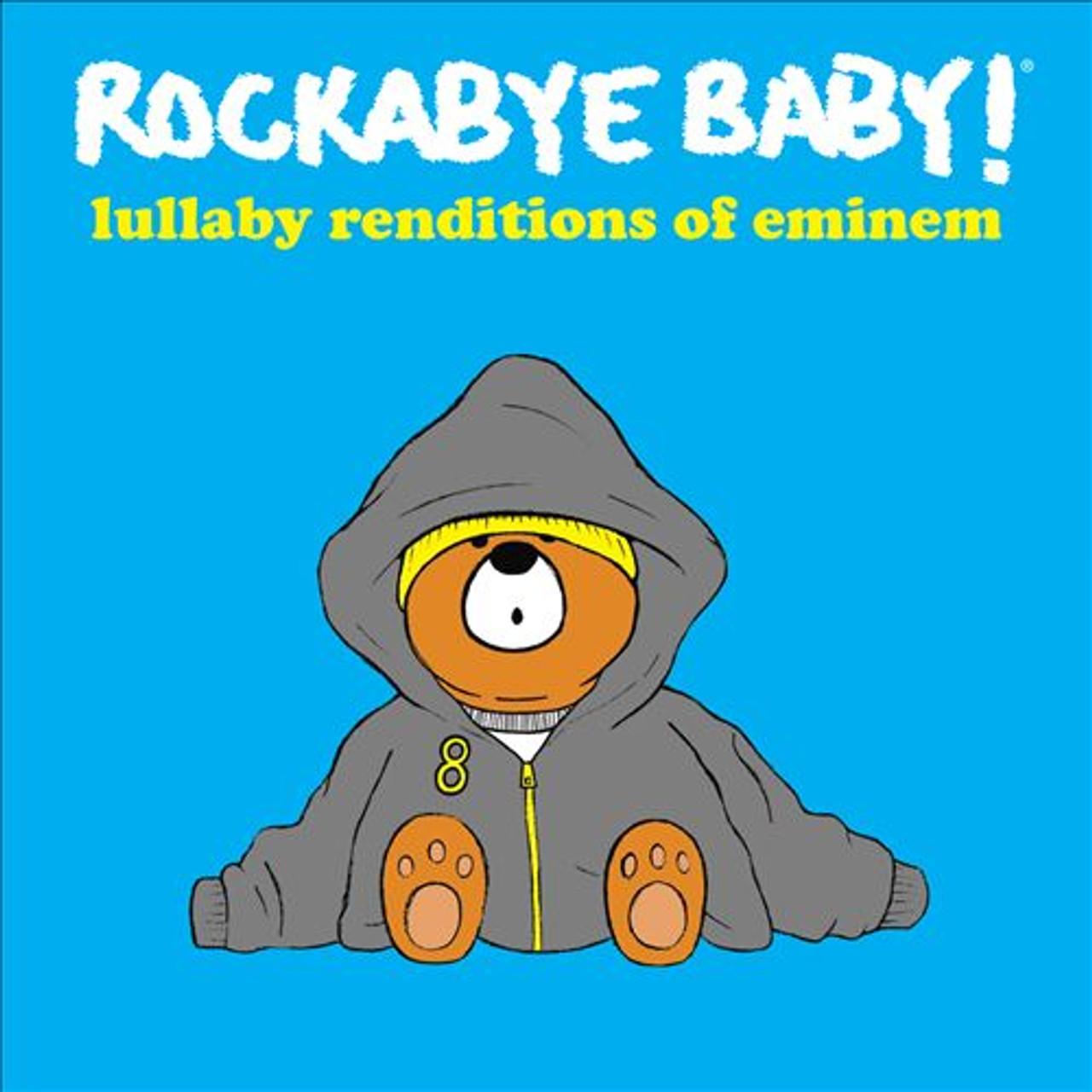 Rockabye Baby Eminem Lullaby CD  Eminem Baby Album
