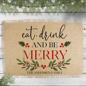 Christmas Table Decor & Gifts