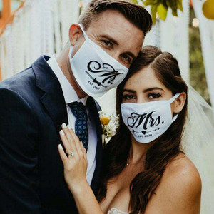 Face Masks - Weddings