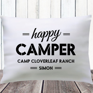 Camp Pillowcases