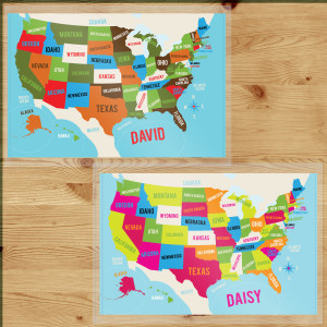 Educational Placemats