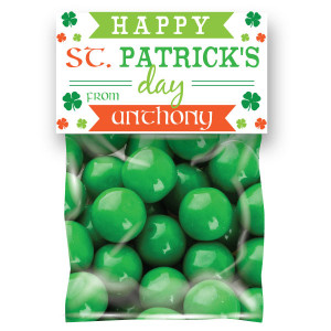 St Patrick's Day Party & Printables