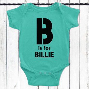 Personalized Baby Tees