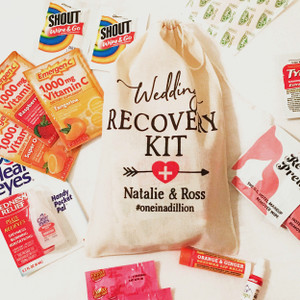 Wedding Survival & Hangover Kits