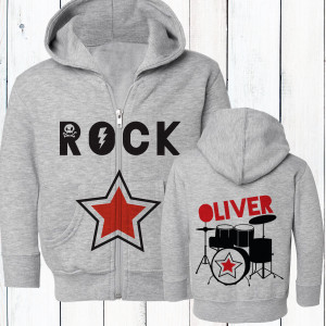 Personalized Kids Sweatshirts