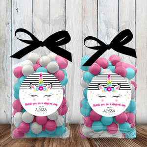Kids Party Favor Stickers