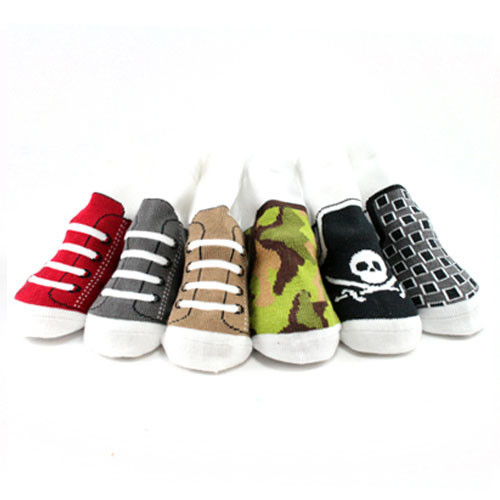 Baby Sneaker Socks