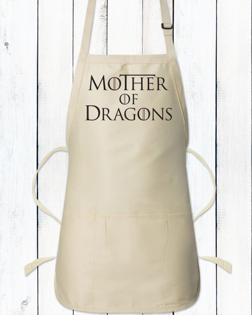 Mother Of Dragons Apron