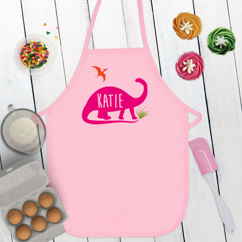 43a4fd62736b Personalized Kids Aprons | Toddler Baking Apron
