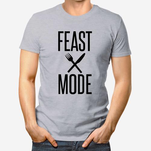 Feast Mode Thanksgiving Shirt