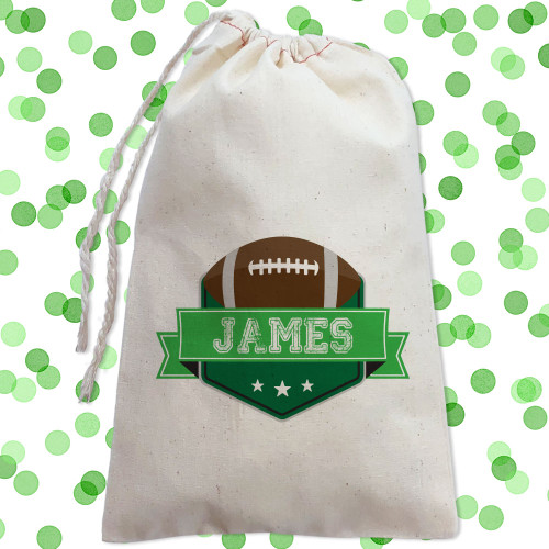 c3eca3781187 Personalized Game Day Football Baby Shirt
