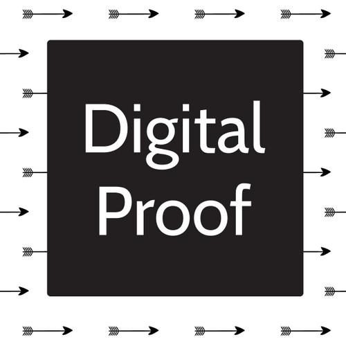 Digital Proof (Custom Designs Only)