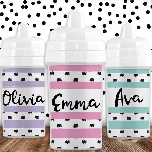 c46e6d0ff6 Personalized Kids Water Bottles | Custom Kids Sippy Cups