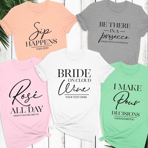 Wine Sayings T-Shirt