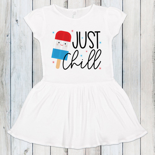 Just Chill Popsicle Dress