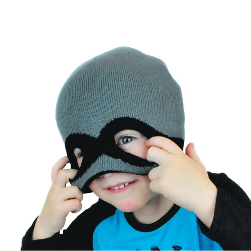 Bandit Knit Beanie