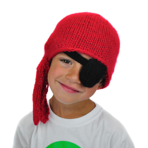 3f8403a82eec0 Personalized Big Mouth Monster Kids Hat Blue.  14.00. Order Now! On Sale!  Pirate Knit Beanie