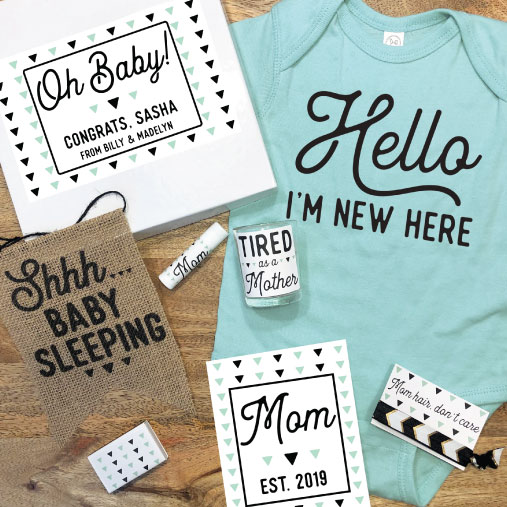 "Shop Cool Baby Shower Gifts"">