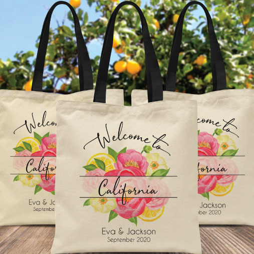 "Shop Summer Wedding Favors and Welcome Bags"">