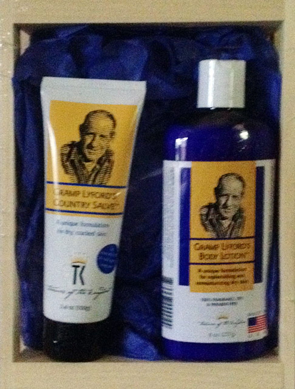 Lotion and Salve Set