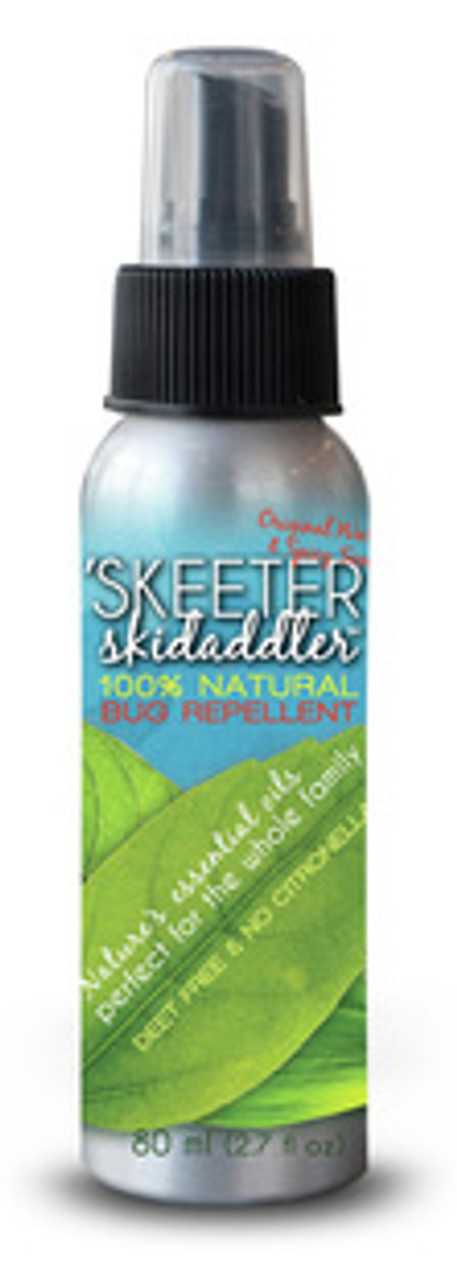 Skeeter Skidaddler 100% natural insect repellent