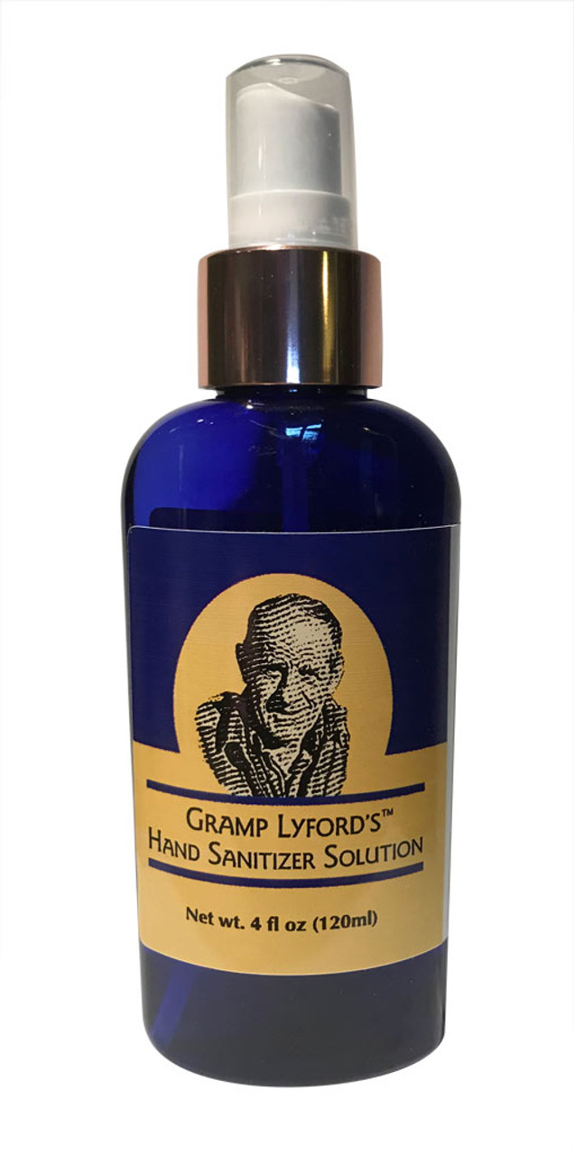 Gramp Lyford's Hand Sanitizer Solution