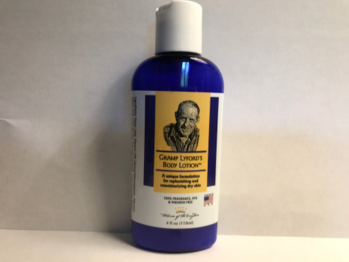 Gramp Lyford's Body Lotion Trial size