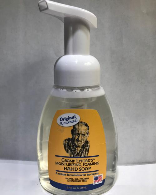 Gramp Lyford's Moisturizing Foaming Hand Soap