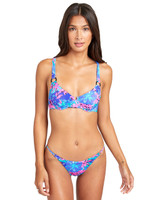 RVCA Bermuda French Bikini Bottom