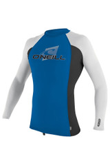 O'Neill Youth Skins L/S Crew Lycra