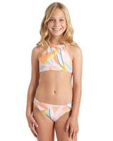 Billabong Girls Warm Days High Neck Swim Set