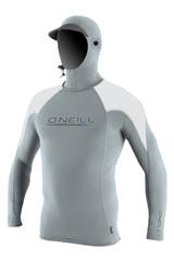 O Neill Premium Skins O Zone L/S Rashguard W/Hood