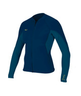 O Neill Bahia 1.5mm Womens Front Zip Wetsuit Jacket