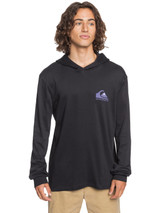 Quiksilver Square Me Up LS Hooded Tee