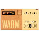 FCS Surf Wax Warm Single