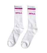 Impala Socks Pink OS