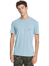 Quiksilver Basic Bubble Embroidery SS Tee