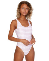 RVCA Live And Let Dye One Piece Swimsuit