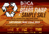 Not EVERYTHING is Canceled.... Save the Date for Our 2021 Board Swap