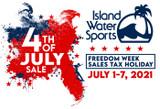 Freedom Tax Holiday Sale