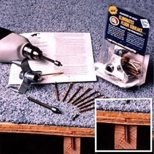 Squeak-No-More Pro For Carpeted Floors!