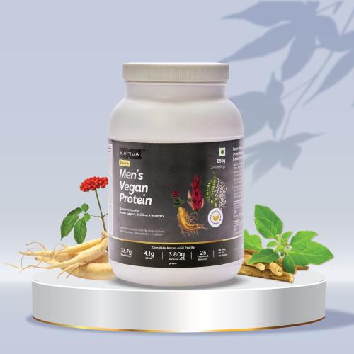 Vegan Protein- Banana Flavour (850Gms)