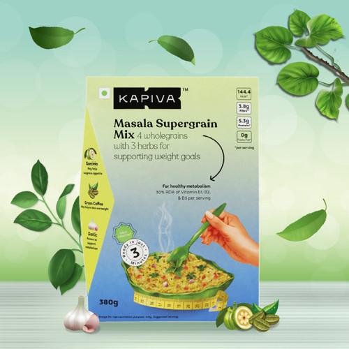 Masala Supergrain Mix - Weight Management 380 Gms
